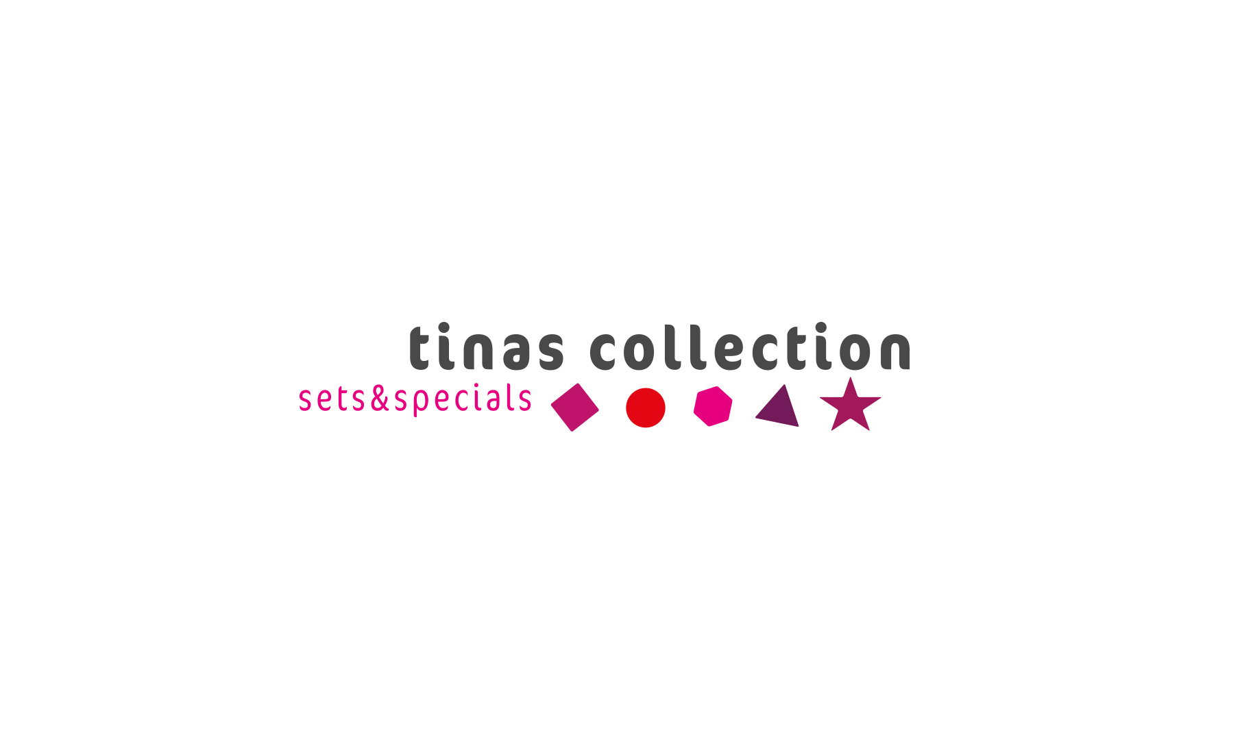tinas collection - Logo-Entwicklung inklusive neuem Corporate Design