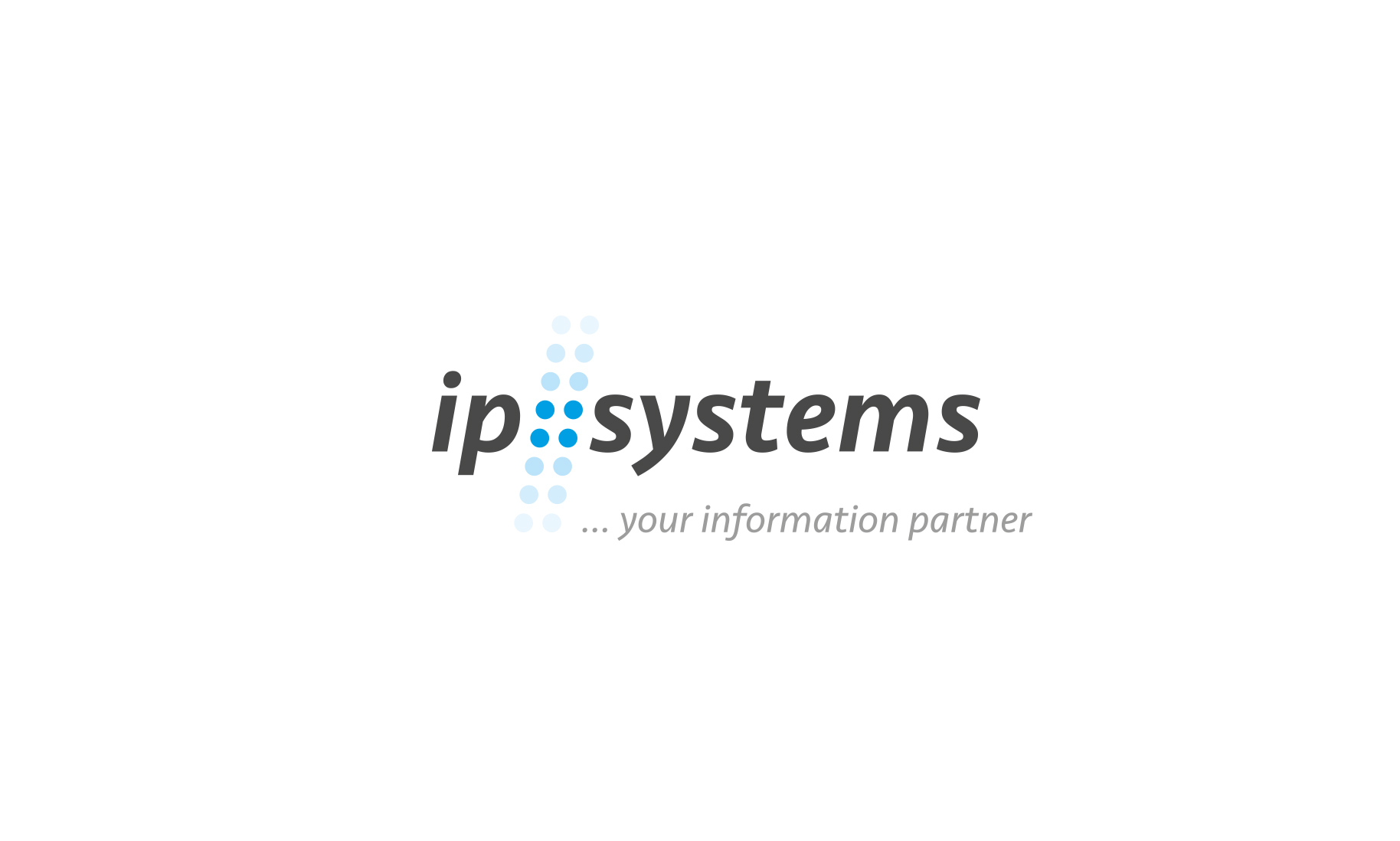 ip::systems - Logo-Entwicklung inklusive neuem Corporate Design