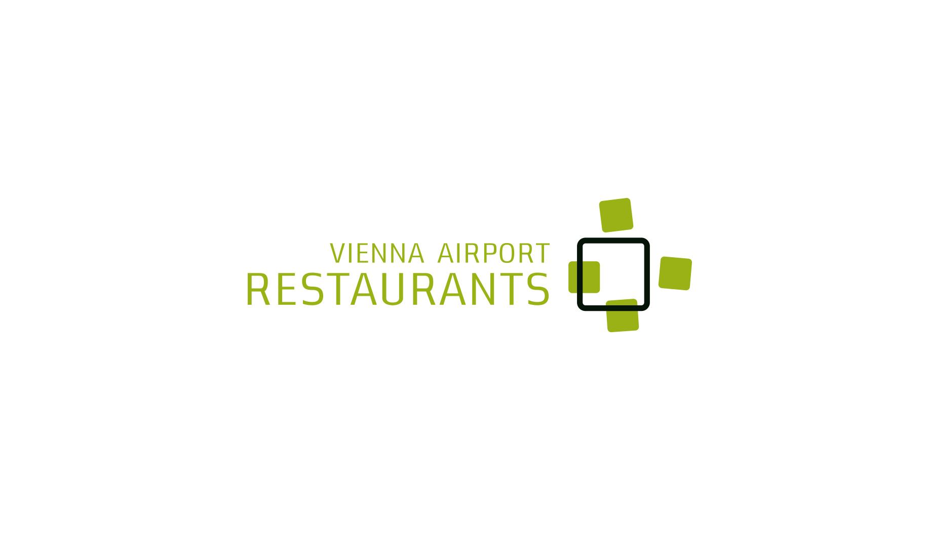 Vienna Airport Restaurants - Logo-Entwicklung inklusive neuem ...